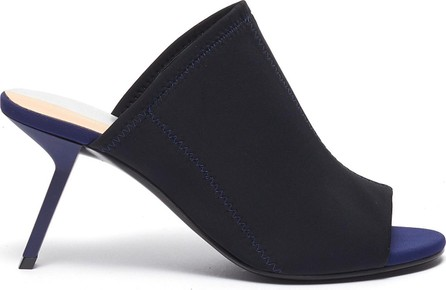 Alchimia Di Ballin Slanted heel neoprene sandals