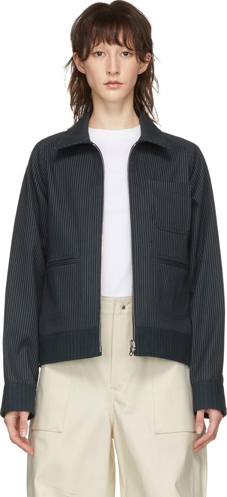 A.P.C. Reversible Navy Josie Jacket