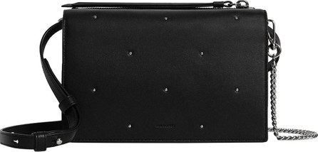 ALLSAINTS Kathi Chain Wallet Crossbody Bag