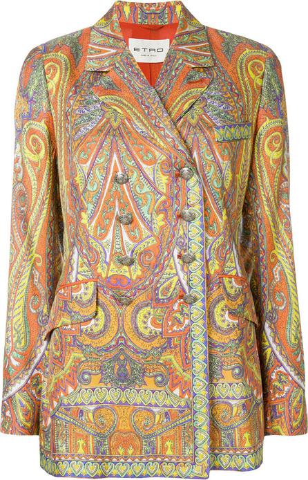 Etro Paisley print jacket