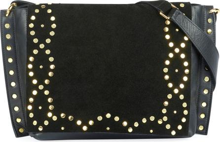 Isabel Marant Asli Studded Zoe Shoulder Bag