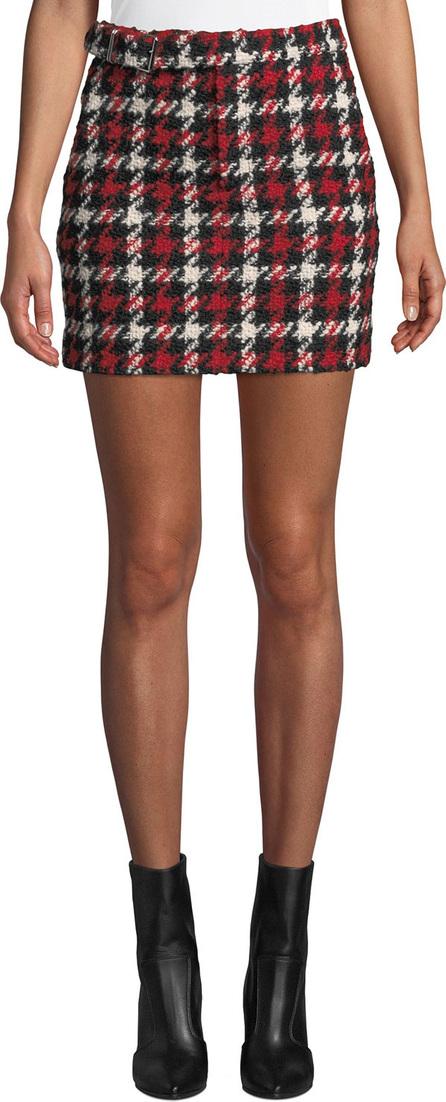 McQ - Alexander McQueen Belted Mini Skirt