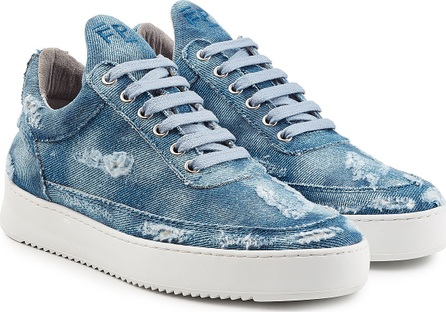 Filling Pieces Denim Sneakers