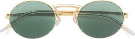 Mykita MYKITA X MAISON MARGIELA round tinted sunglasses