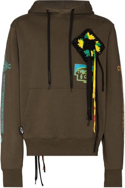 Liam Hodges Crochet Club hoodie