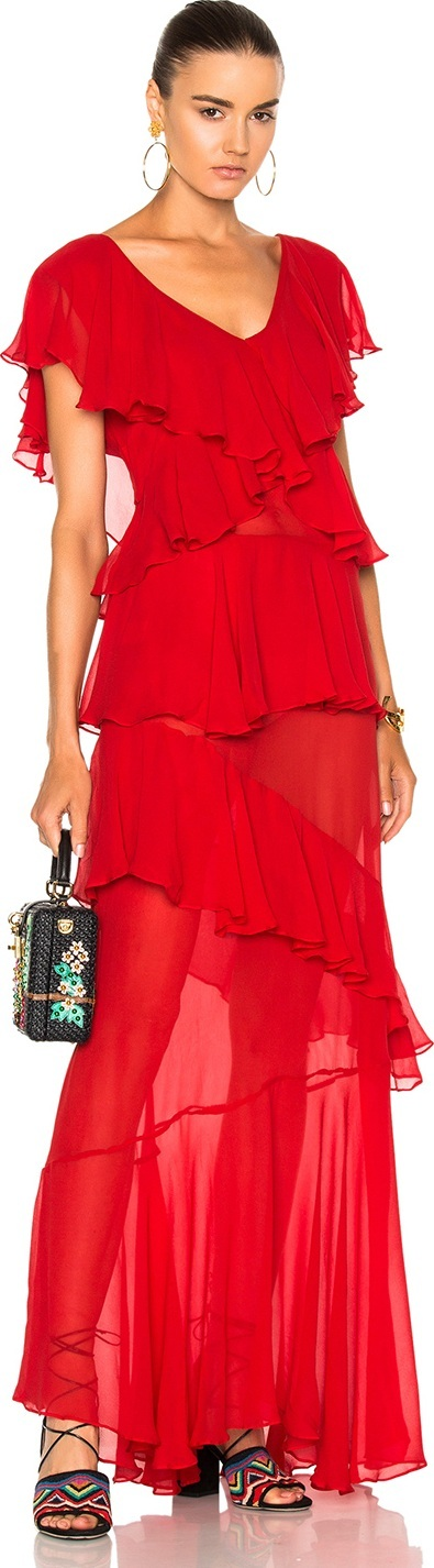 Adriana Degreas Chine Dress