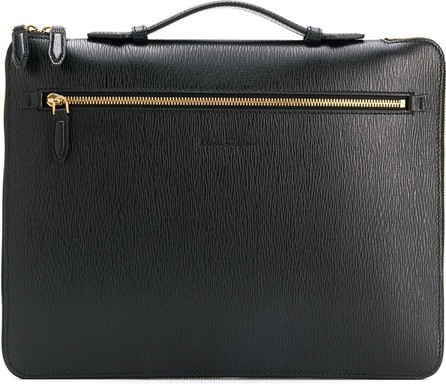 Salvatore Ferragamo Zip-around laptop case