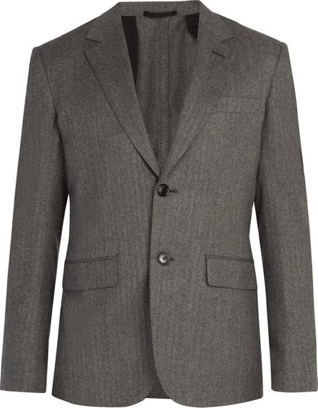 Berluti Single-breasted wool blazer
