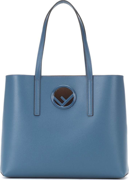 Fendi Leather shopper