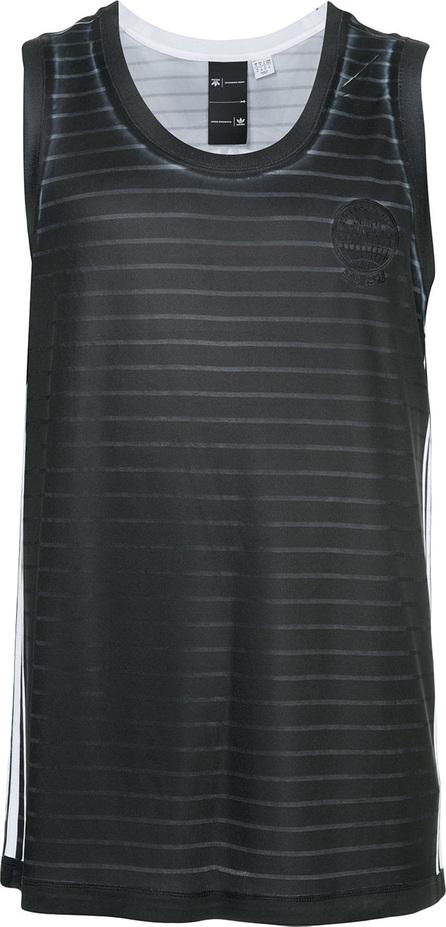 Adidas Sleeveless back logo T-shirt