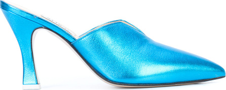 Attico Morena pointed toe mules