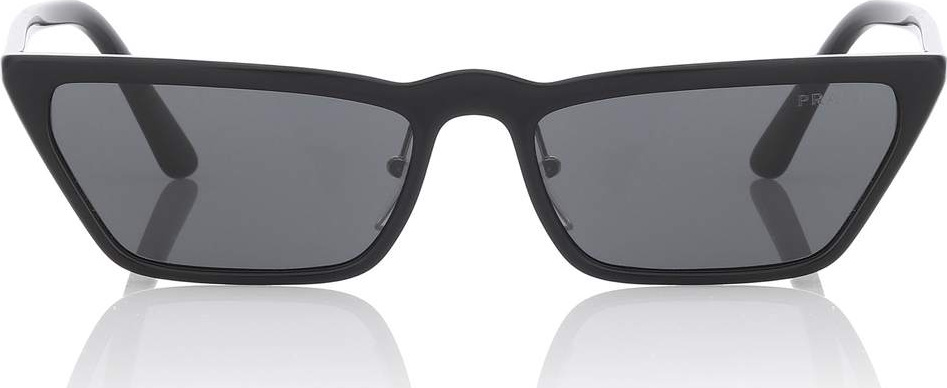 Prada - Square cat-eye sunglasses