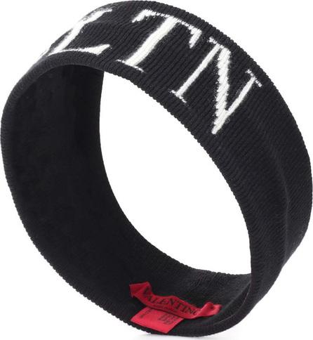 Valentino VLTN wool and cashmere headband