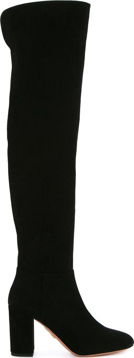 Aquazzura London Boost knee boots