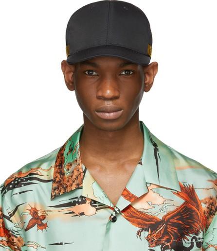 Givenchy Black 4G Webbing Cap