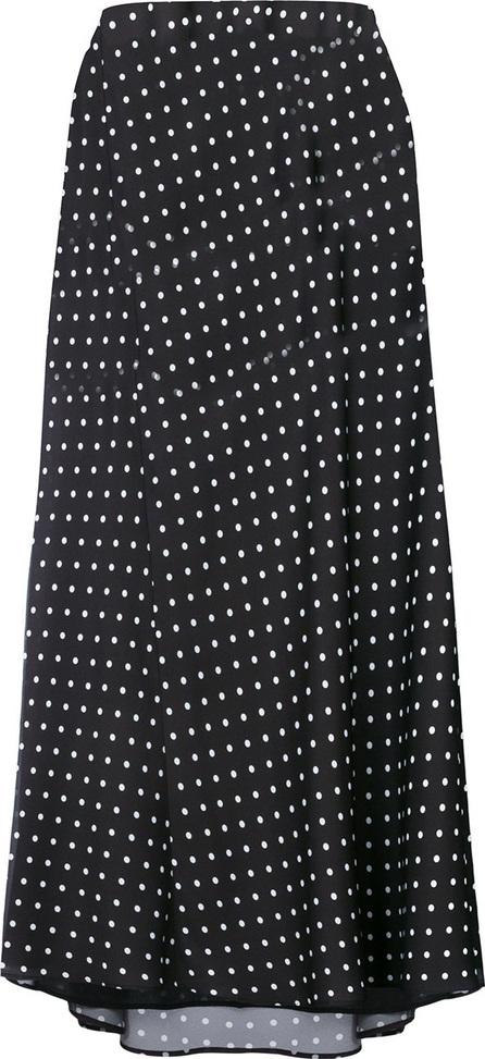 Haider Ackermann Polka dots long skirt