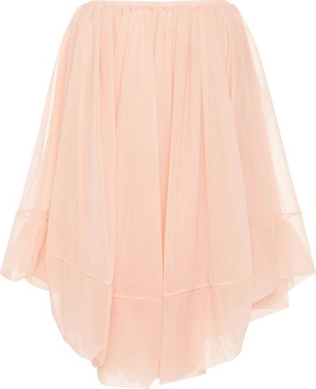 Jil Sander Layered Tulle Skirt
