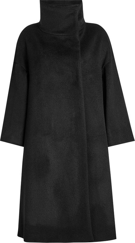 Nobi Talai Camel Hair Coat