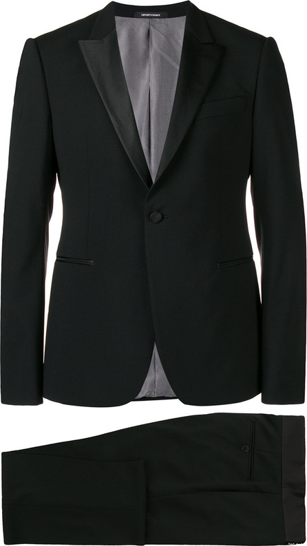 Emporio Armani Two piece dinner suit