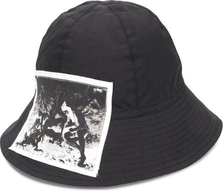 Rick Owens DRKSHDW Graphic-print bucket hat