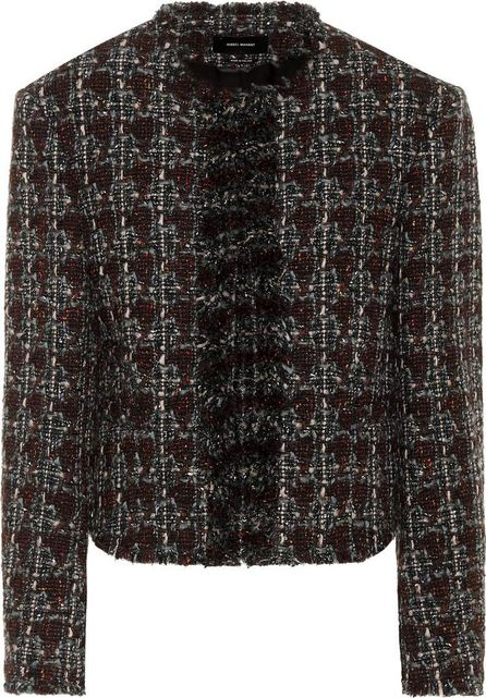 Isabel Marant Fania tweed jacket