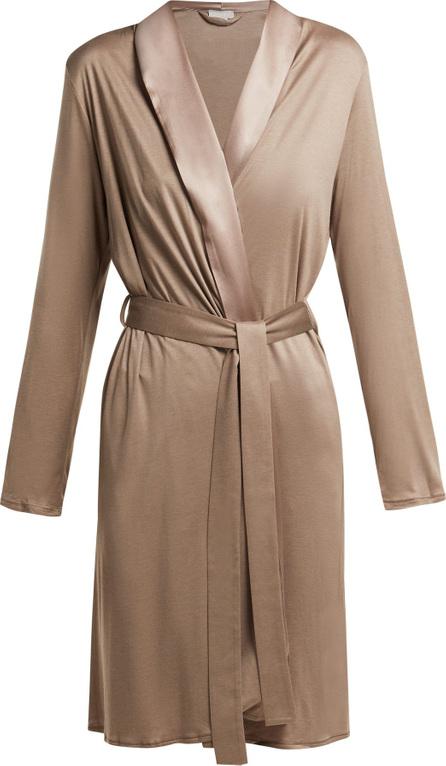 Hanro Grand Central jersey robe