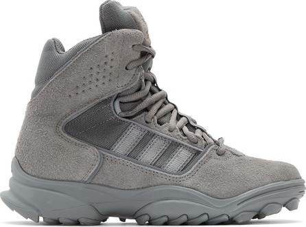 032c Grey adidas Edition GSG-9High Top Sneaker