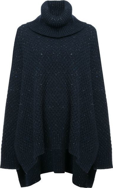 Adam Lippes Roll-Neck Slouched Sweater