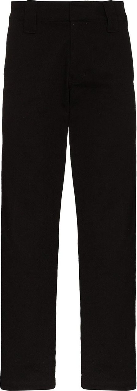 032c Straight-leg mid-rise trousers