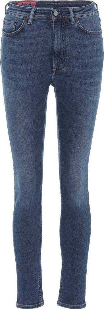 Acne Studios Blå Konst Peg skinny jeans