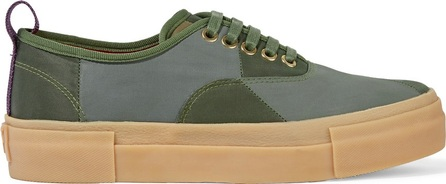 Eytys Mother Simon Mullan paneled shell platform sneakers