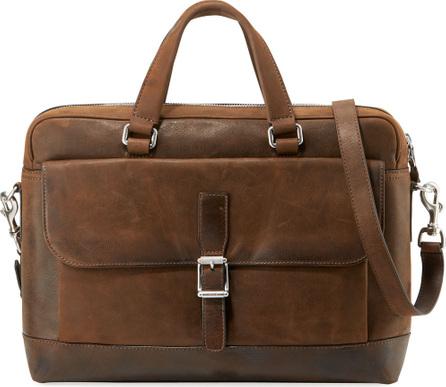 Frye Men's Oliver Two-Handle Bag