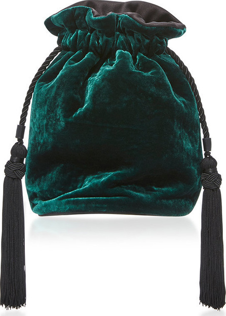 Hunting Season Velvet Tula Bag
