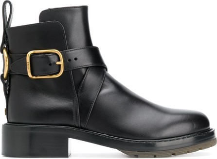 Chloe Diane ankle boots