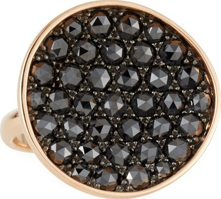 Etho Maria 18k Gold & Black Diamond Ring