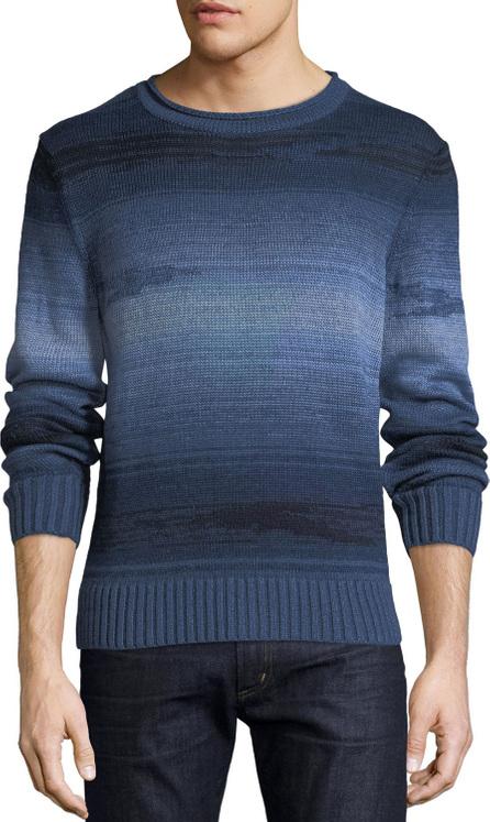 Ralph Lauren Striped Linen-Blend Sweater