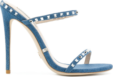 Gianni Renzi Pyramid stud mule sandals