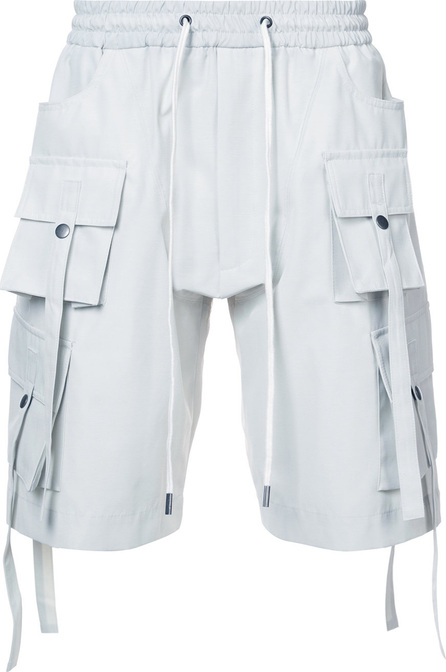D.Gnak Multi pocket shorts
