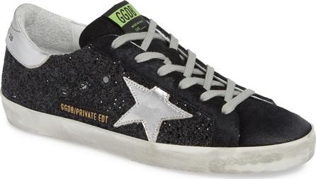 Golden Goose Deluxe Brand Superstar Glitter Sneaker