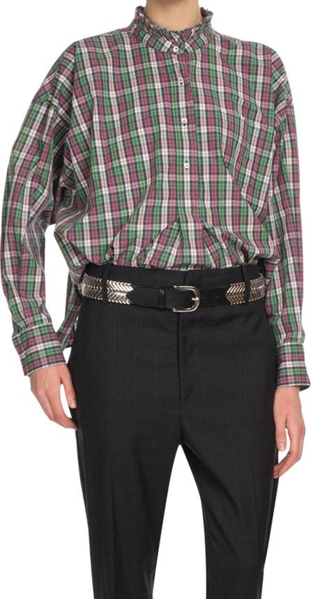 Isabel Marant Etoile Kane Skinny Leather Belt