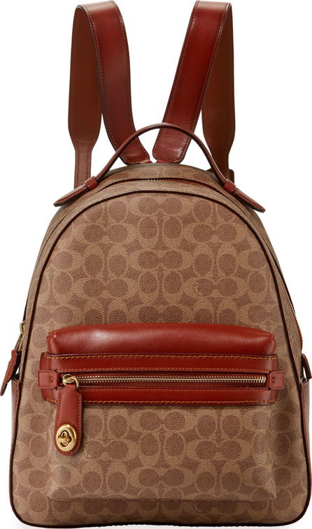 COACH 1941 Campus Signature Coated Canvas Backpack