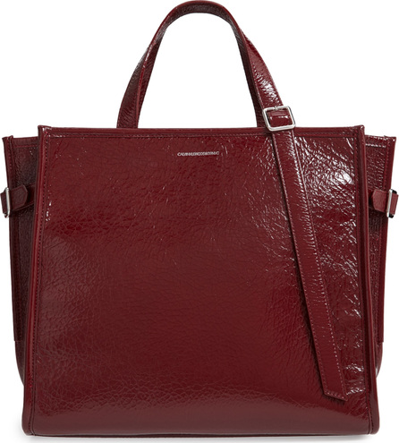 Calvin Klein 205W39NYC CALVIN KLEIN 209W39NYC East/West Leather Tote