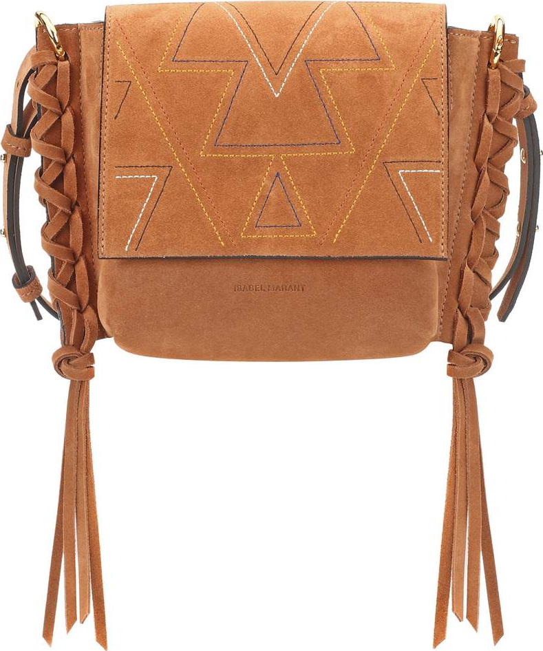 5154c16983 Isabel Marant Kleny suede shoulder bag - Mkt