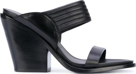 A.F.Vandevorst two-strap sandals