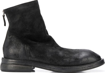 Marsell Distressed ankle boots