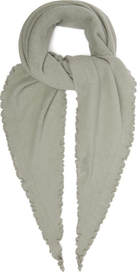 Allude Fine-knit cashmere scarf