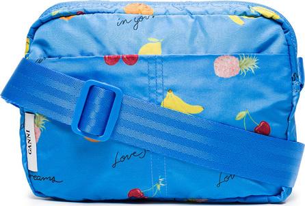Ganni Fairmont fruit print shoulder bag