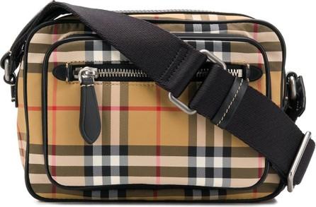 Burberry London England Vintage check crossbody bag