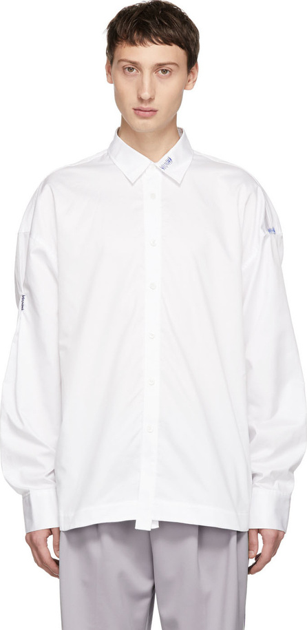 ADER error White Folded Classic Shirt
