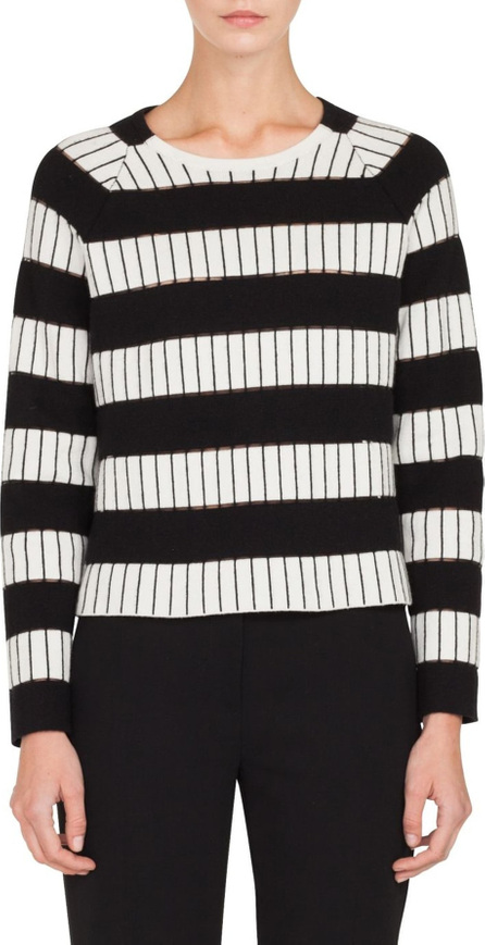 Akris Stripe Sweater